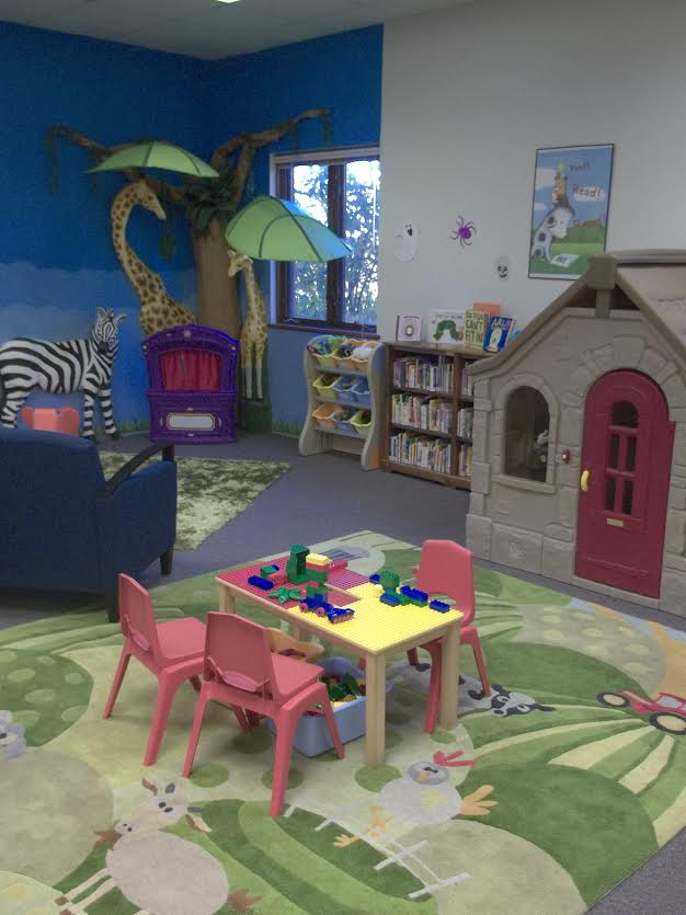 Our Children's Area