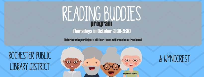 Copy of Reading buddies