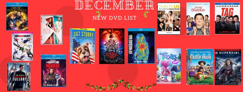 Copy of December 18 New DVD List